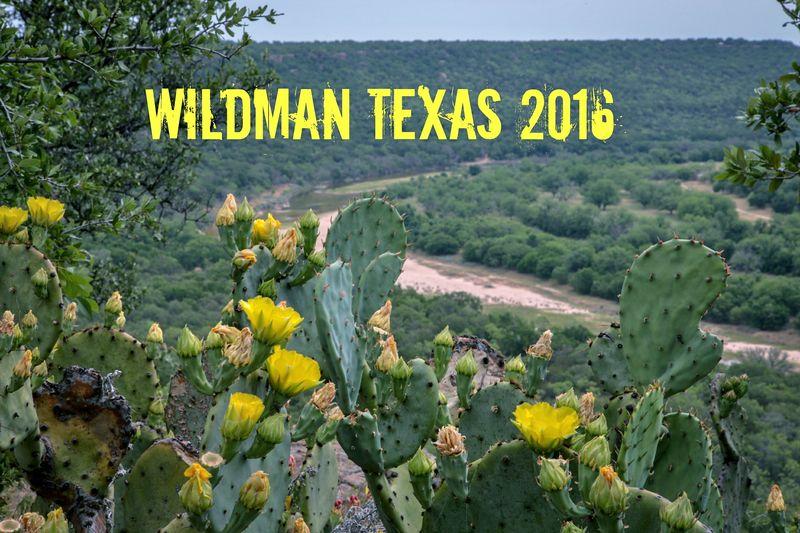 Wildman Texas 2016